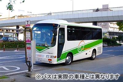 幕張本郷駅市町村アカデミーバス乗り場